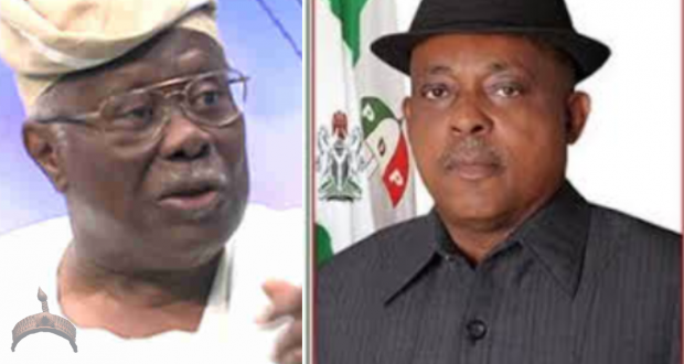 You Will Kill PDP With Impunity, Bode George Tells Secondus