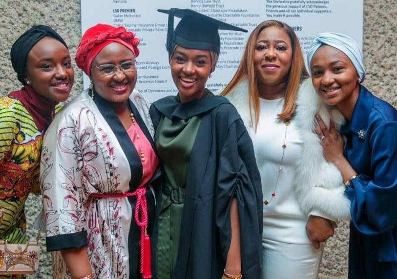 buhari daughters