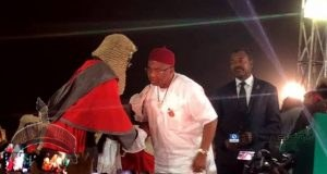 Hope Uzodinma Sworn In As Imo Governor