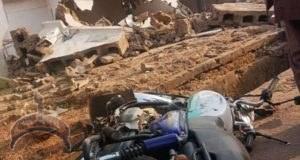 Kwara Demolishes Saraki's House In Ilorin