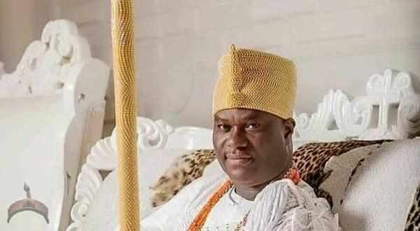 Ooni Ife Oba Adeyeye Ogunwusi