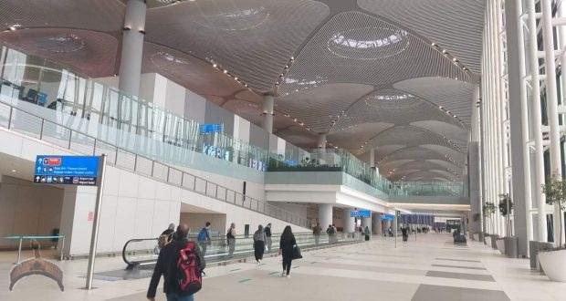 Istanbul Airport Turkey Even Turkey