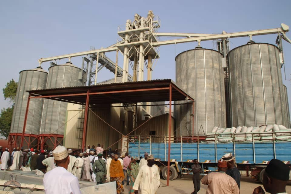 FG Plans To Review The Concession Of Silos In Nigeria