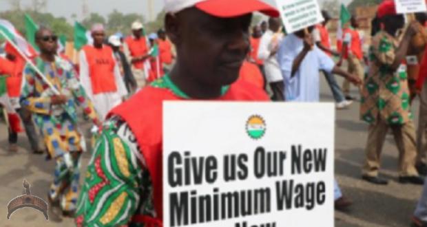 niger state minimu wage strike