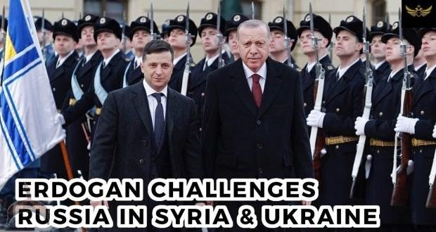 ukraine syria