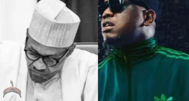 """You Fought 4 Times To Become President, You Are A Very Irresponsible Leader""- IllBliss Slams Buhari"