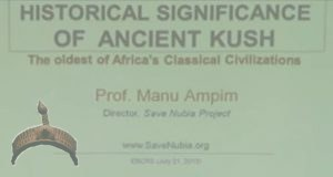 Clip Historical Significance of Ancient Kush
