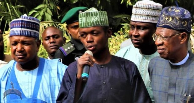 Breaching Protocol To Meet Buhari Graduate