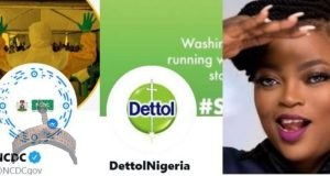 Dettol, NCDC Dumps Funke Akindele As Brand Ambassador for breaching the Covid-19 preventive measures