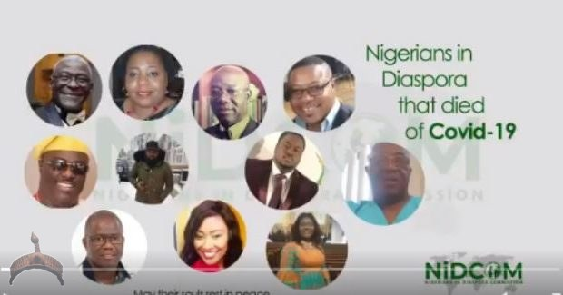 FG releases names of Nigerians who died from Coronavirus abroad