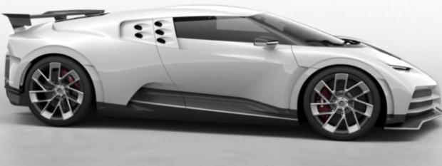 Limited Edition, Bugatti Centodieci