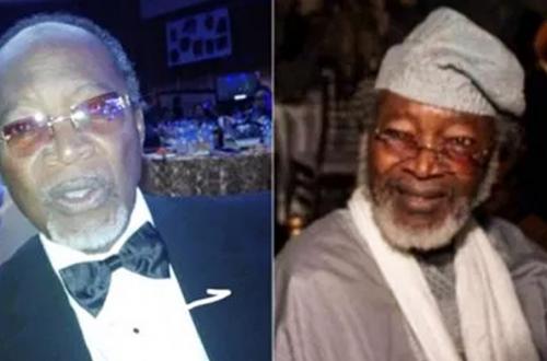 Veteran Nollywood Actor
