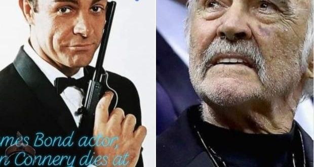 007 dies