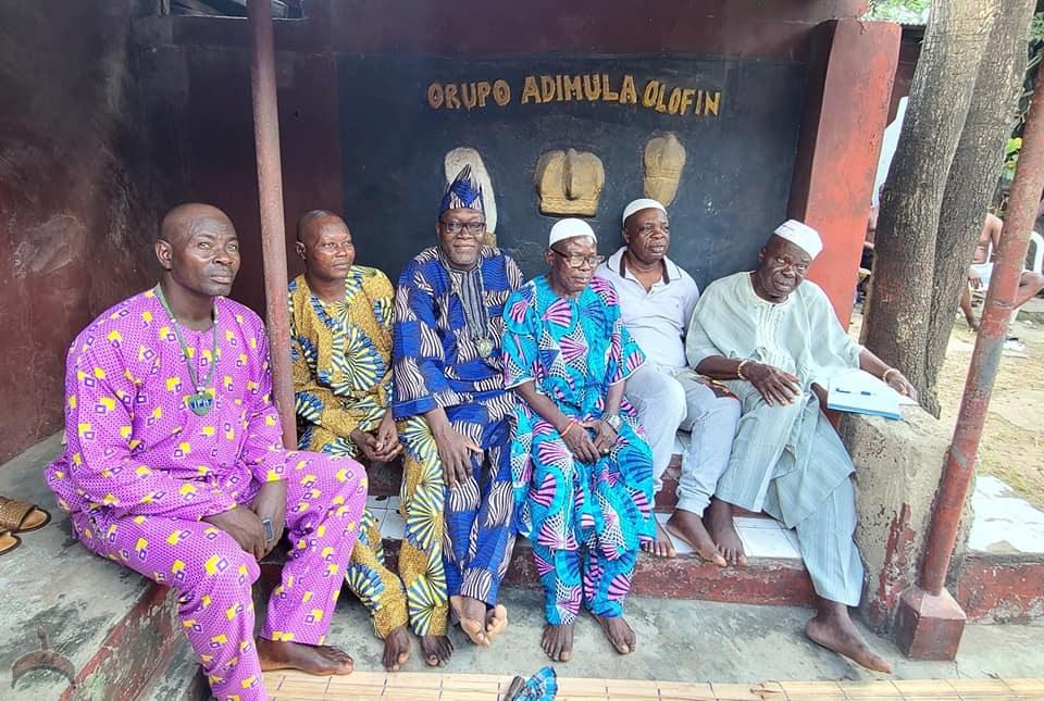 Babalawo for Ifa