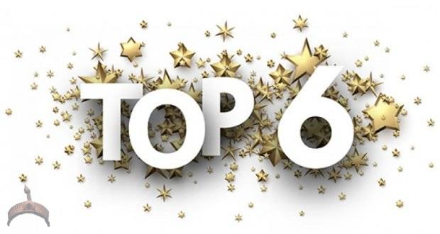 top 6