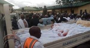 Jos killing travellers