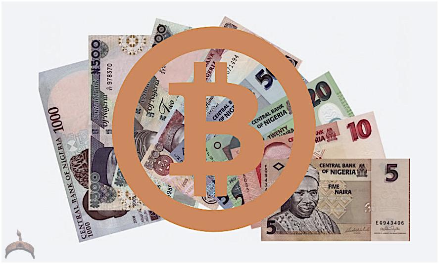 BTC to naira rate