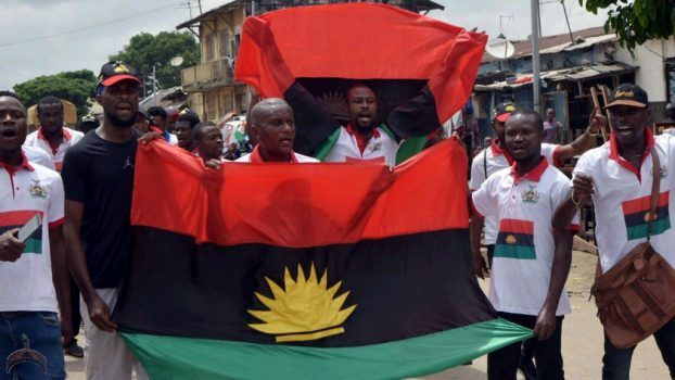 Biafra Activist, Igwekala