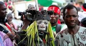 Ogun Festival In Ondo