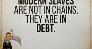 MOdern debt slavery
