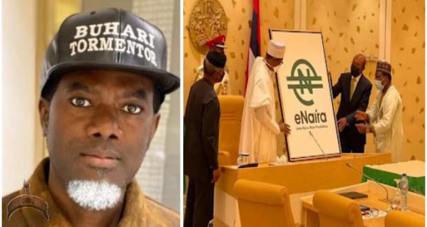 Nigerians Need e-Buhari And Not eNaira Reno Omokri