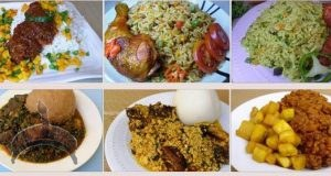 naija food
